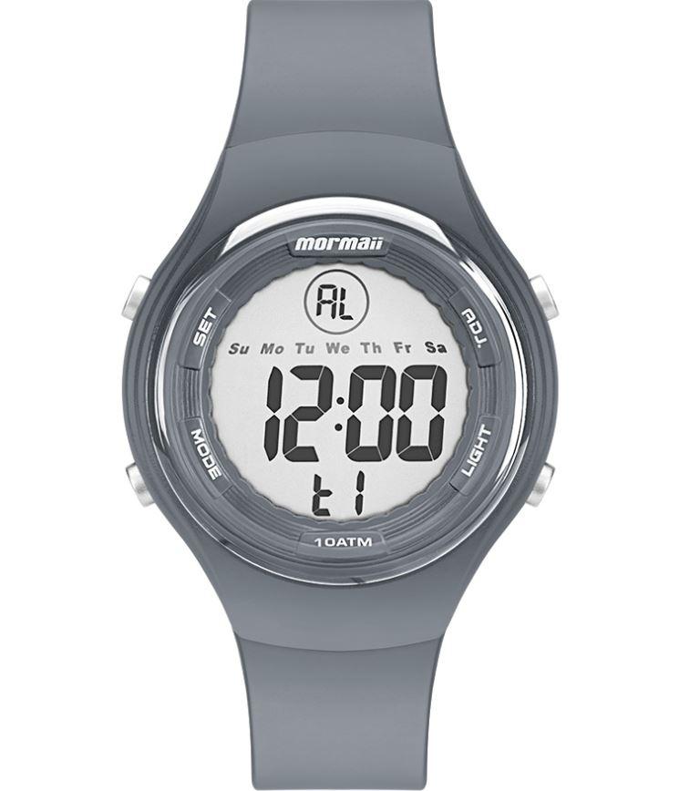 Relógio Mormaii Cinza MO0600A/8C