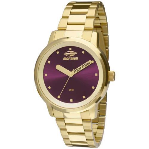 Relógio Mormaii Feminino Maui MO2035DF/4R