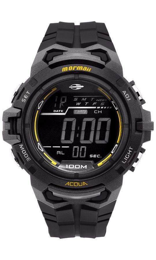 Relógio Mormaii Acqua Masculino MO1147A/8P