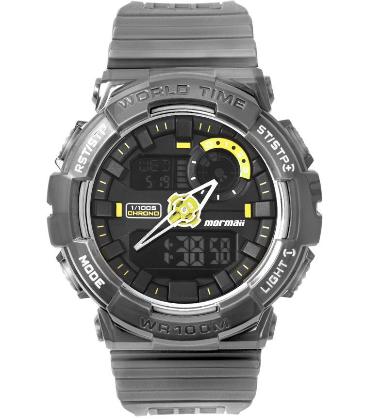 Relógio Mormaii Masculino Action MO19781AA/8Y