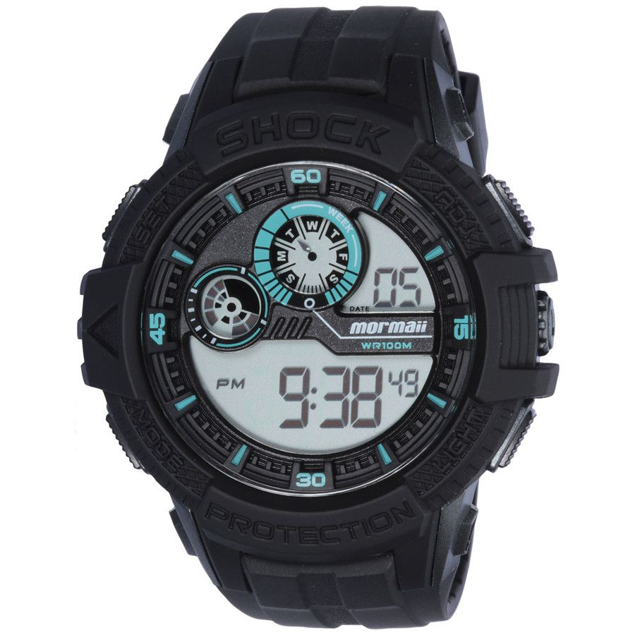 Relógio Mormaii Masculino - MO3900/8F