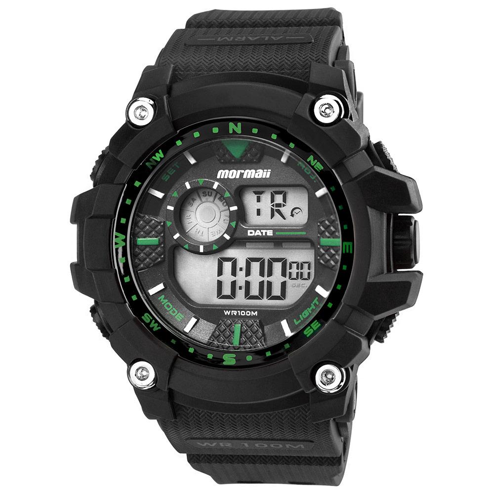 Relógio Mormaii Masculino Wave Preto MO3530A/8V