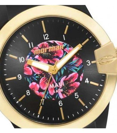 Relógio Mormaii Maui Floral Feminino - MO2036II/8P
