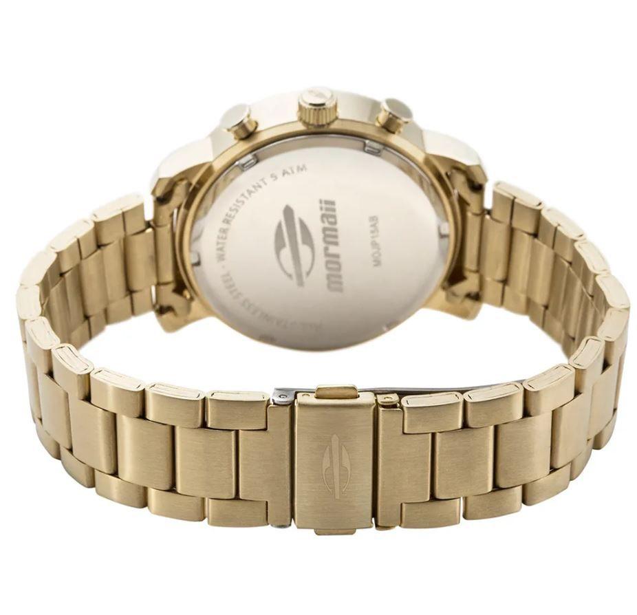 Relógio Mormaii Maui Sunset Multifunção Dourado Feminino MOJP15AB/4M