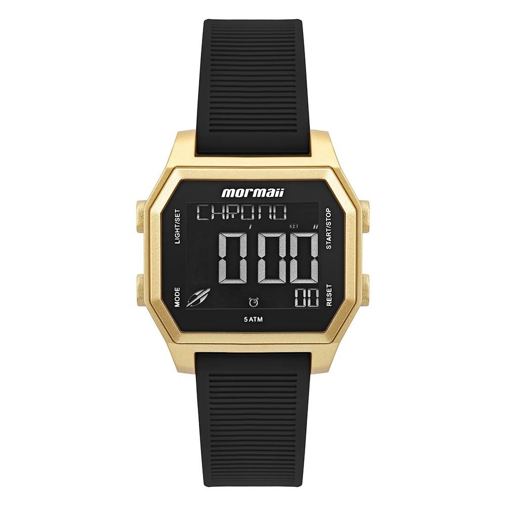 Relógio Mormaii Preto MO3124AD/8D