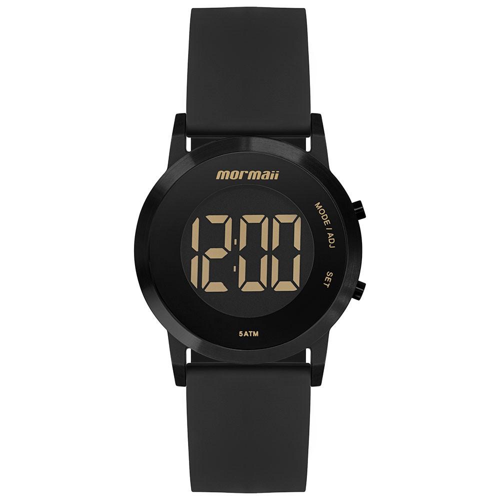 Relógio Mormaii Preto MOBJT016AA/2P