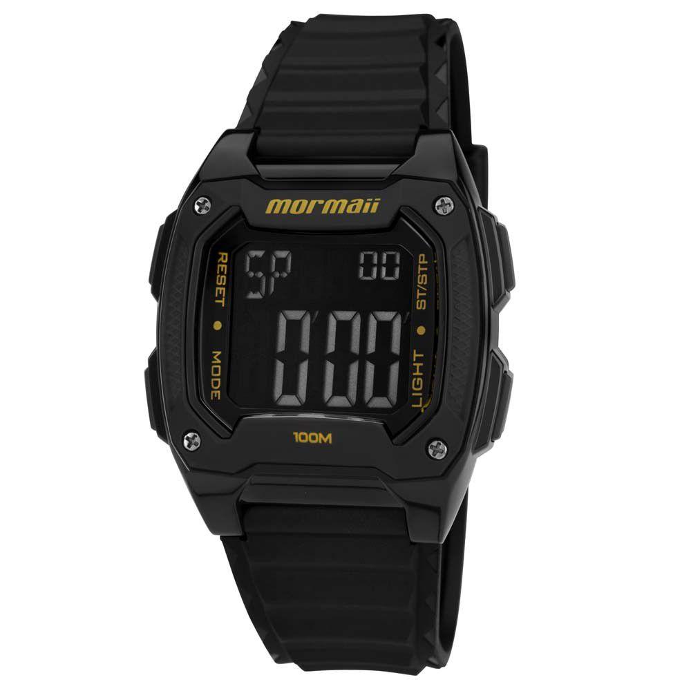 Relógio Mormaii Unissex MO11516B/8Y