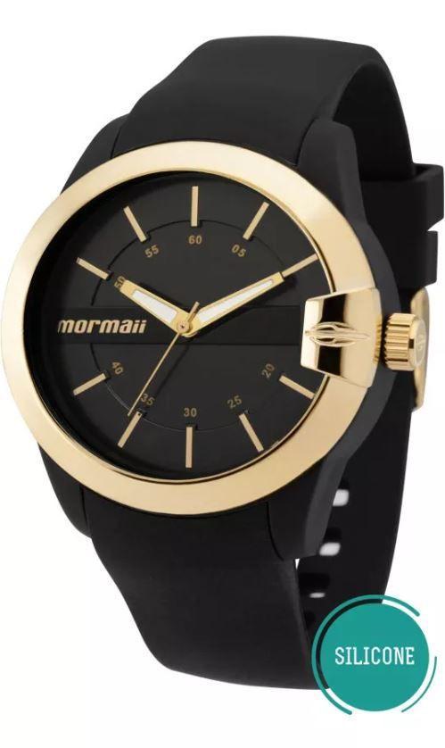 Relógio Mormaii Unissex MOPC21JAG/8P