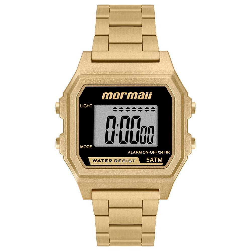 Relógio Mormaii Vintage Dourado MOJH02ABP/K7D