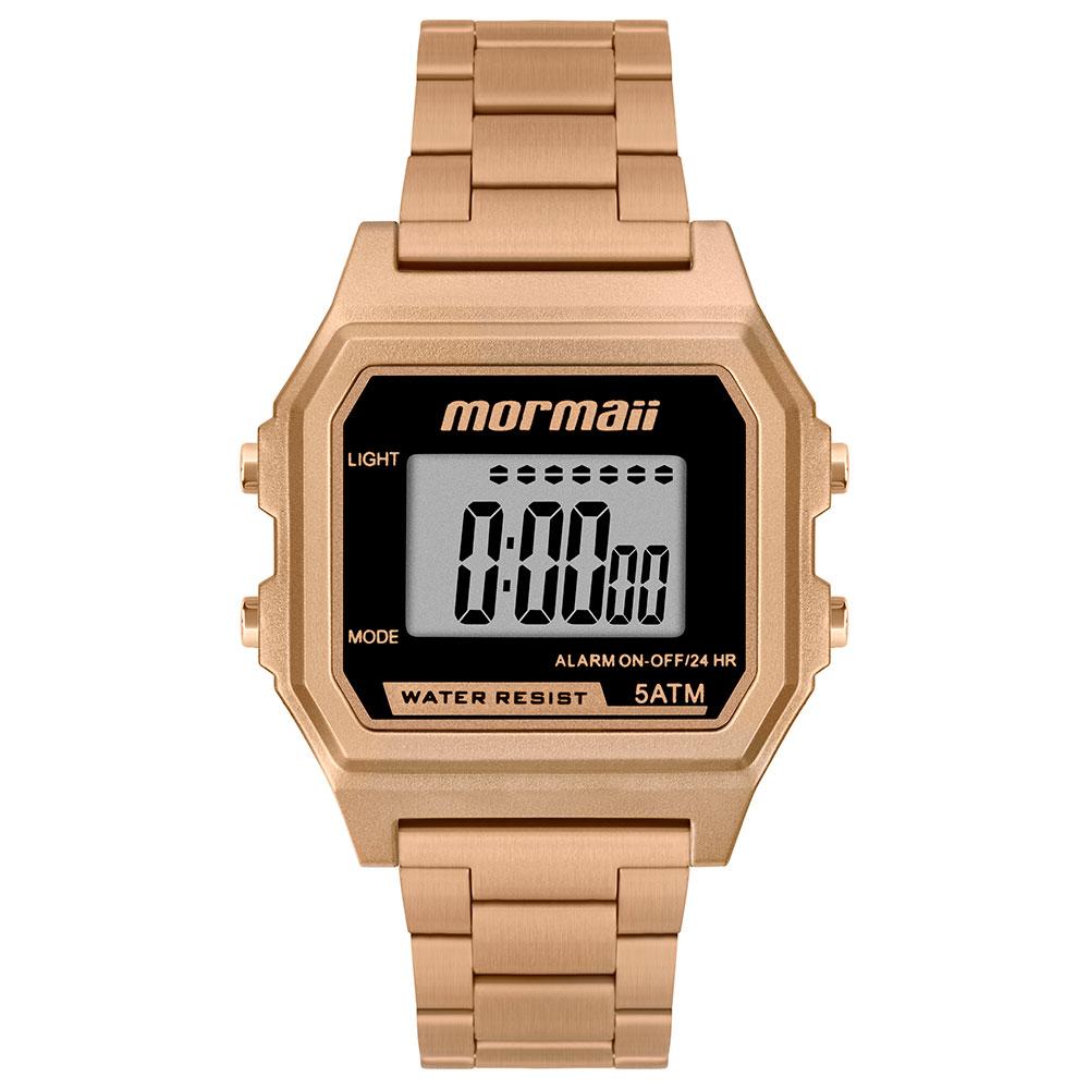 Relógio Mormaii Vintage Rosé MOJH02AIP/K7J