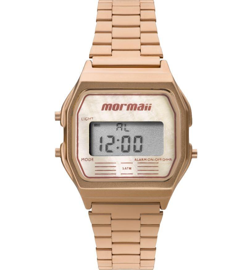Relógio Mormaii Vintage Rose MOJH02AT/4J