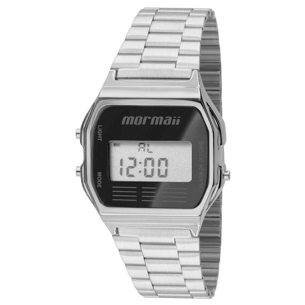 Relógio Mormaii Vintage Unissex - MOJH02AA/3P