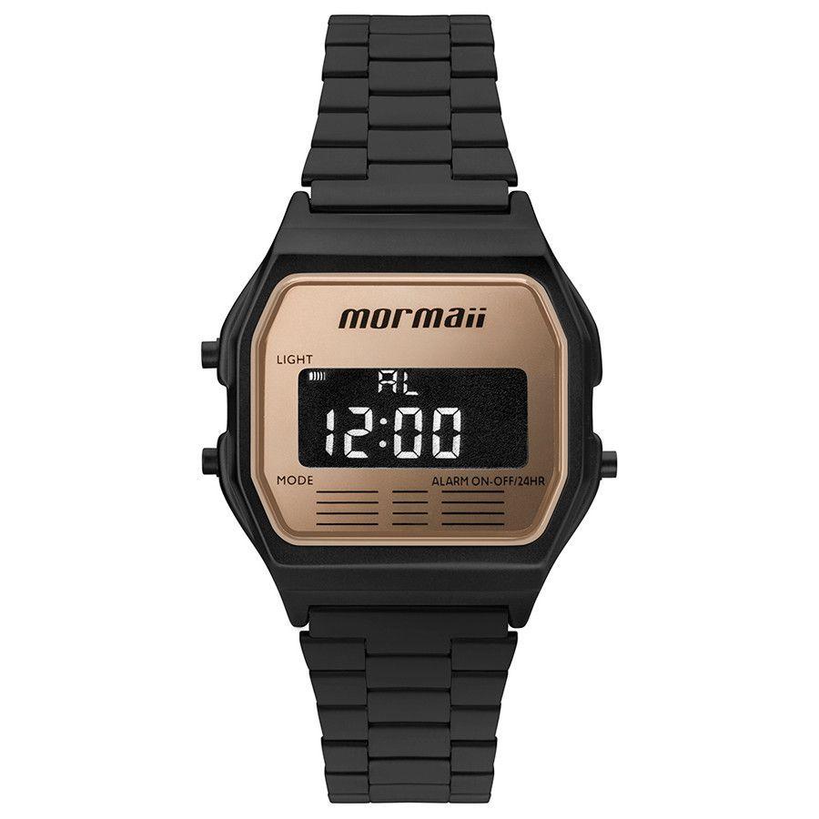 Relógio Mormaii Vintage Unissex - MOJH02AO/4J