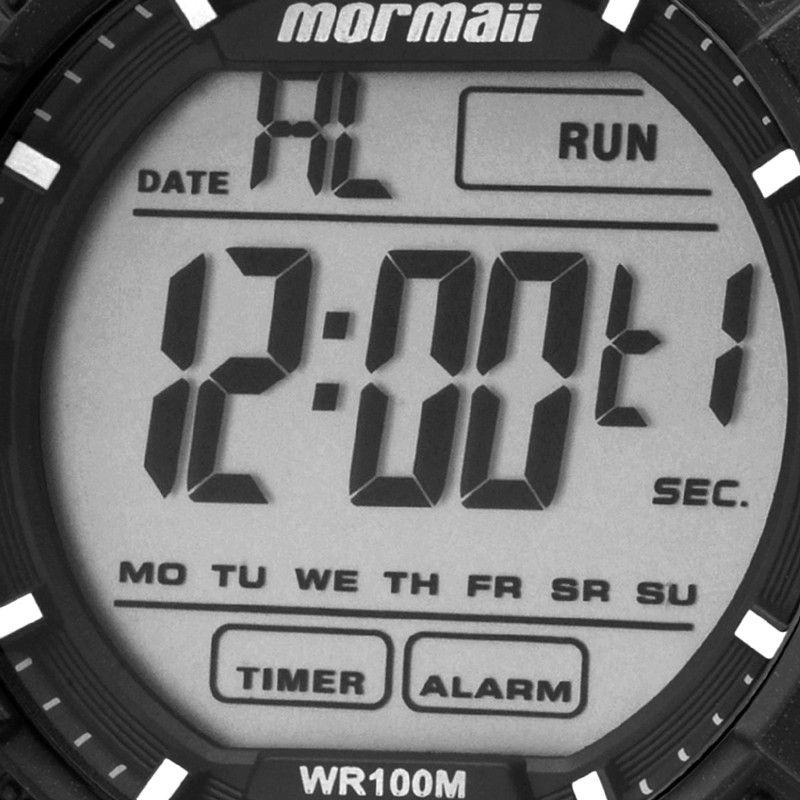 Relógio Mormaii Wave Masculino MO5001/8C