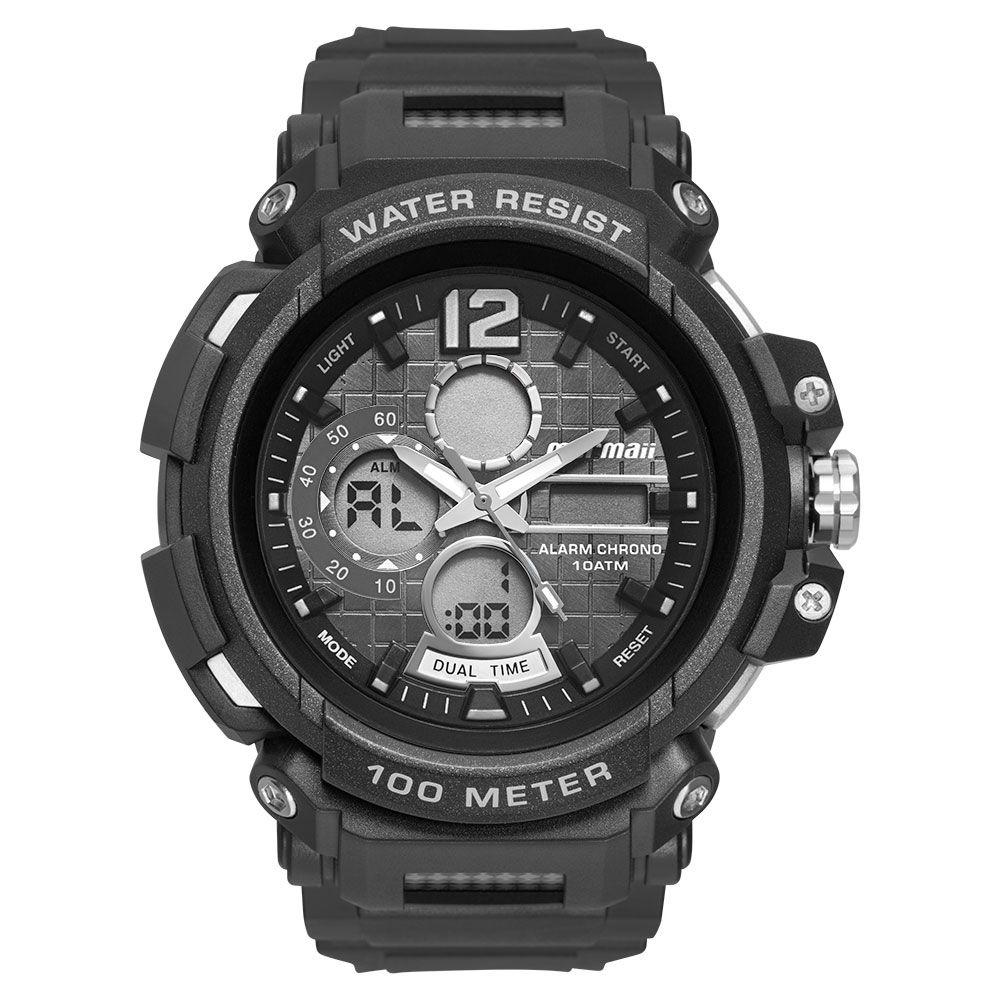 Relógio Mormaii Wave AnaDigi Masculino MOAD1101AB/8P