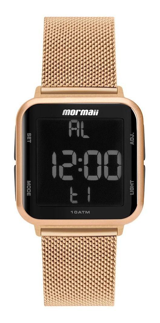 Relógio Mormaii Wave Rose Unissex MO6600AF/8J