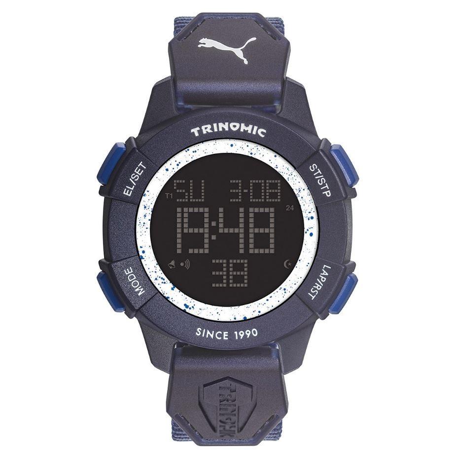 00008d452b3 Relógio Puma Masculino 96287G0PVNP1 - Relógios de Fabrica