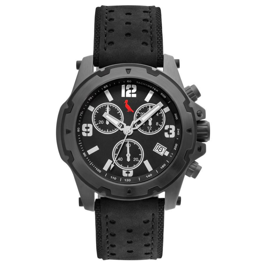 Relógio Reserva Premium Multifunção Preto REJP25AA/2P