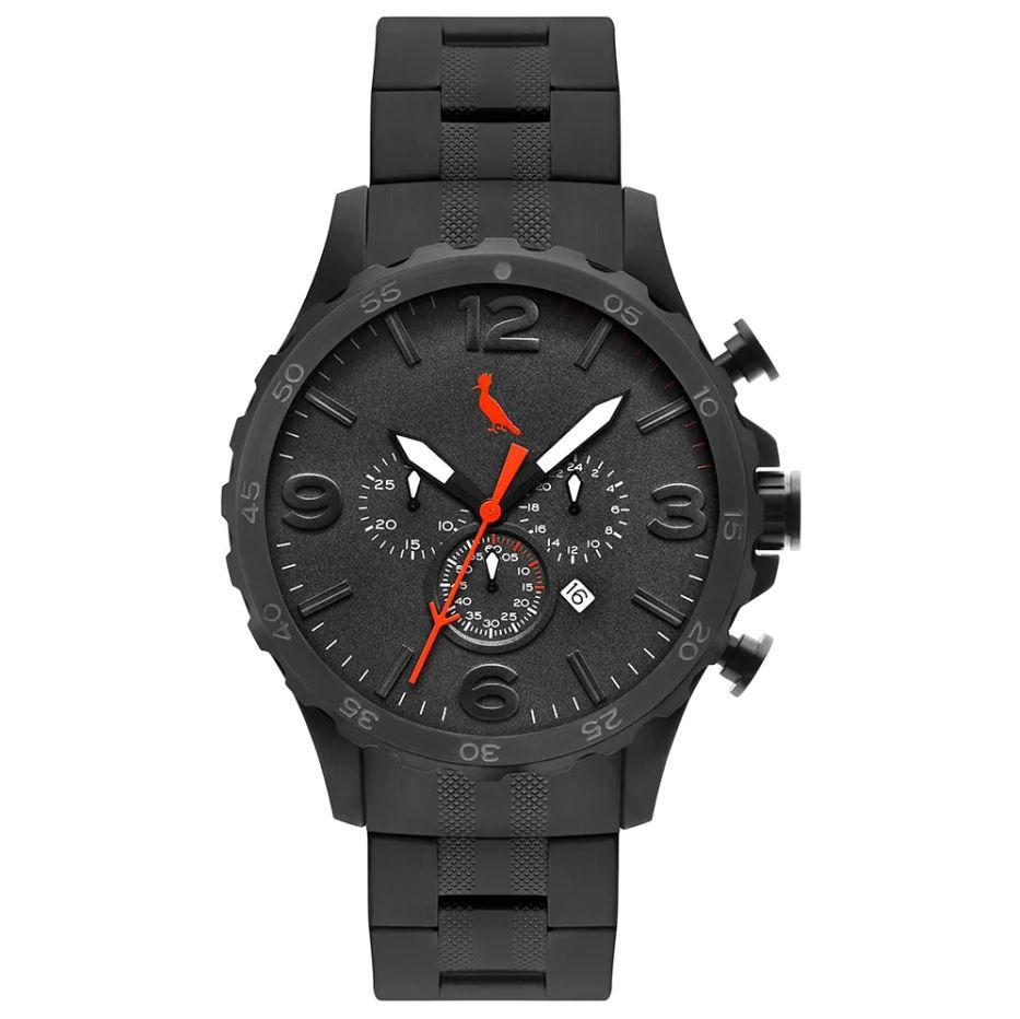 Relógio Reserva Premium Multifunção Preto REJP25AD/4P