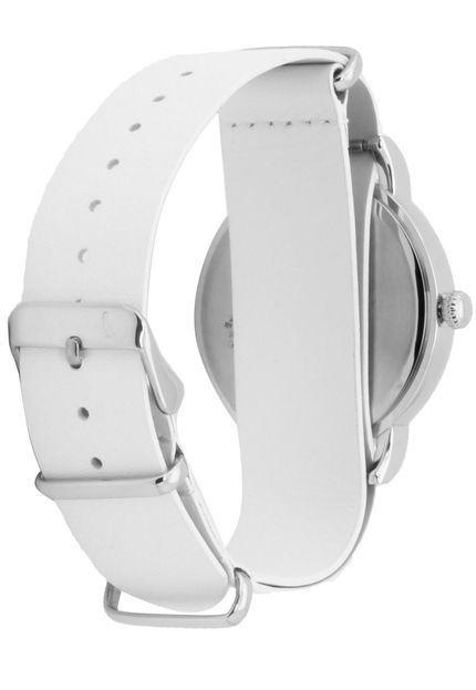 Relógio Reserva Troca Pulseiras Branco / Mesclado RE2035AD/2B