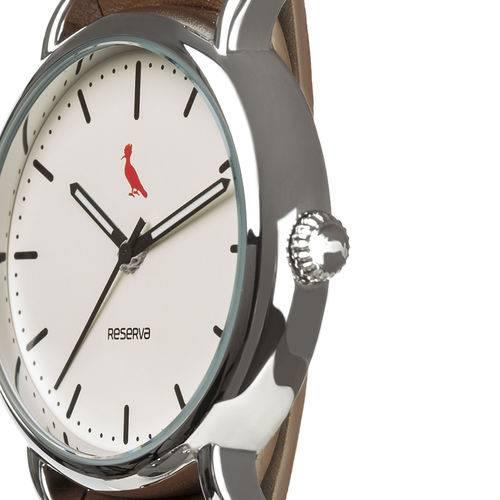 Relógio Reserva Troca Pulseiras Marrom / Mesclado RE2035AA/2M