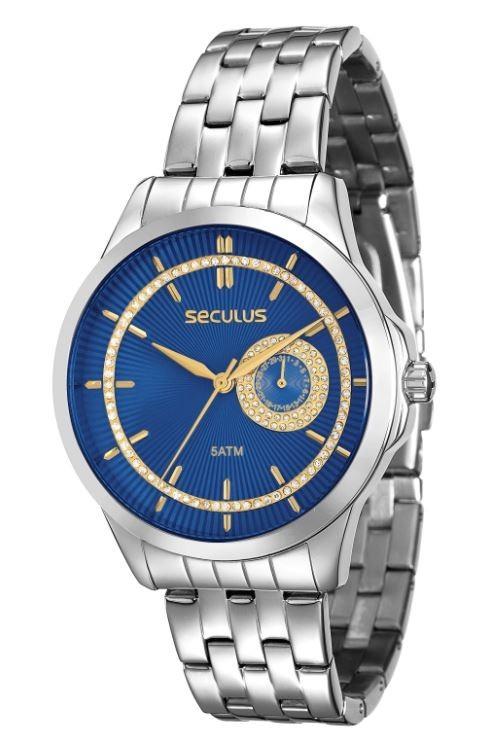 Relógio Seculus Feminino 20374L0SVNS2