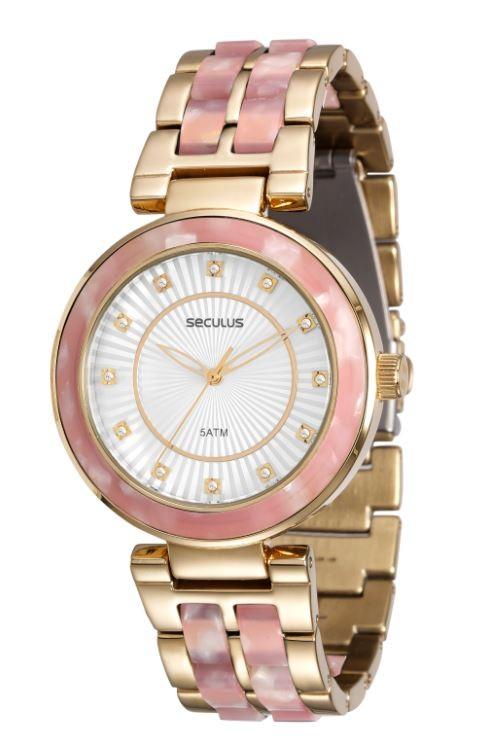 Relógio Seculus Feminino 20410LPSVDF2