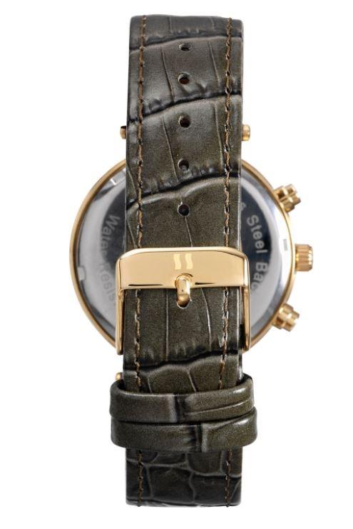 Relógio Seculus Feminino Cronográfico 20450LPSVDR2