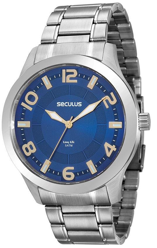 Relógio Seculus Masculino 20500G0SVNA2
