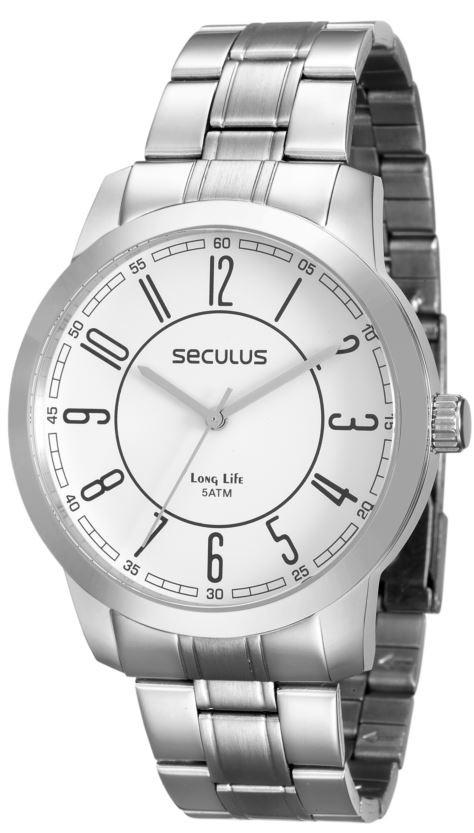 Relógio Seculus Masculino 28826G0SVNA2