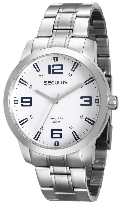 Relógio Seculus Masculino 28827G0SVNA2