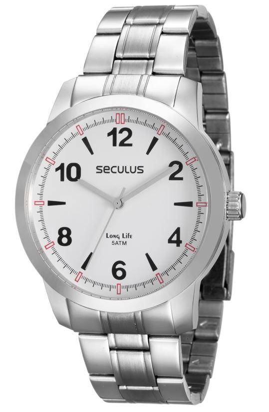 Relógio Seculus Masculino 28828G0SVNA2