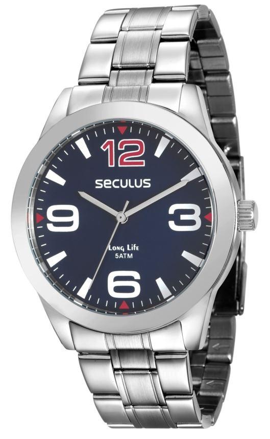 Relógio Seculus Masculino 28858G0SVNA1