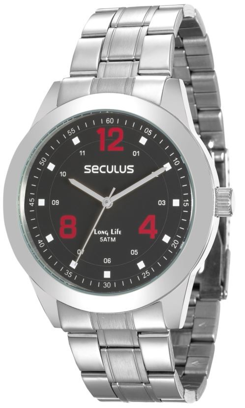 Relógio Seculus Masculino 28886G0SVNA1