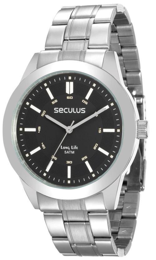 Relógio Seculus Masculino 28890G0SVNA2