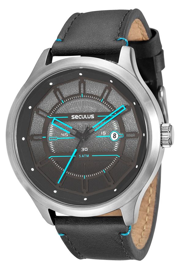 Relógio Seculus Masculino 90004G0SVNC1