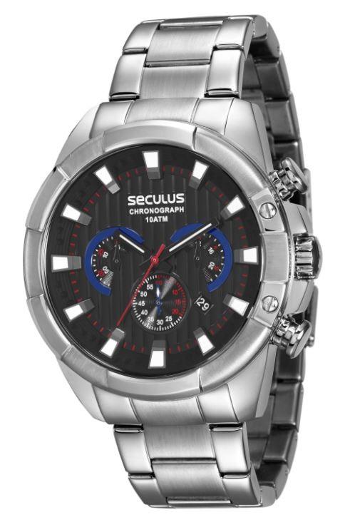 6052348d4f0 Relógio Seculus Masculino Chronograph 28815G0SVNA1 - Relógios de Fábrica