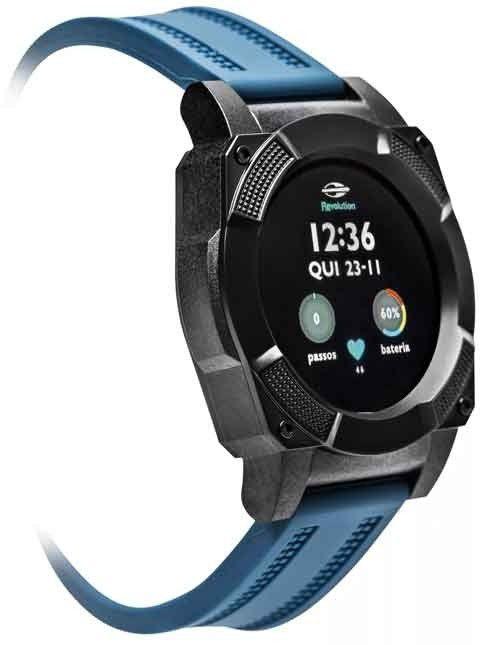 Relógio Smartwatch Revolution Mormaii Masculino MOSRAB/8P