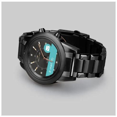Relógio Smartwatch Technos Connect Duo Preto Feminino P01AD/4P