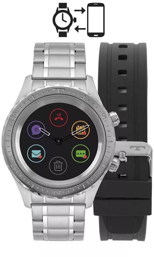 Relógio Smartwatch Technos Connect Duo Masculino P01AA/1P