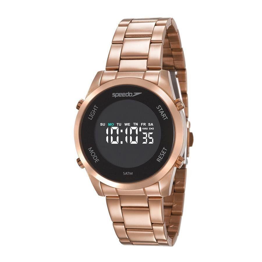 Relógio Speedo Unissex Rose 24860LPEVRS3