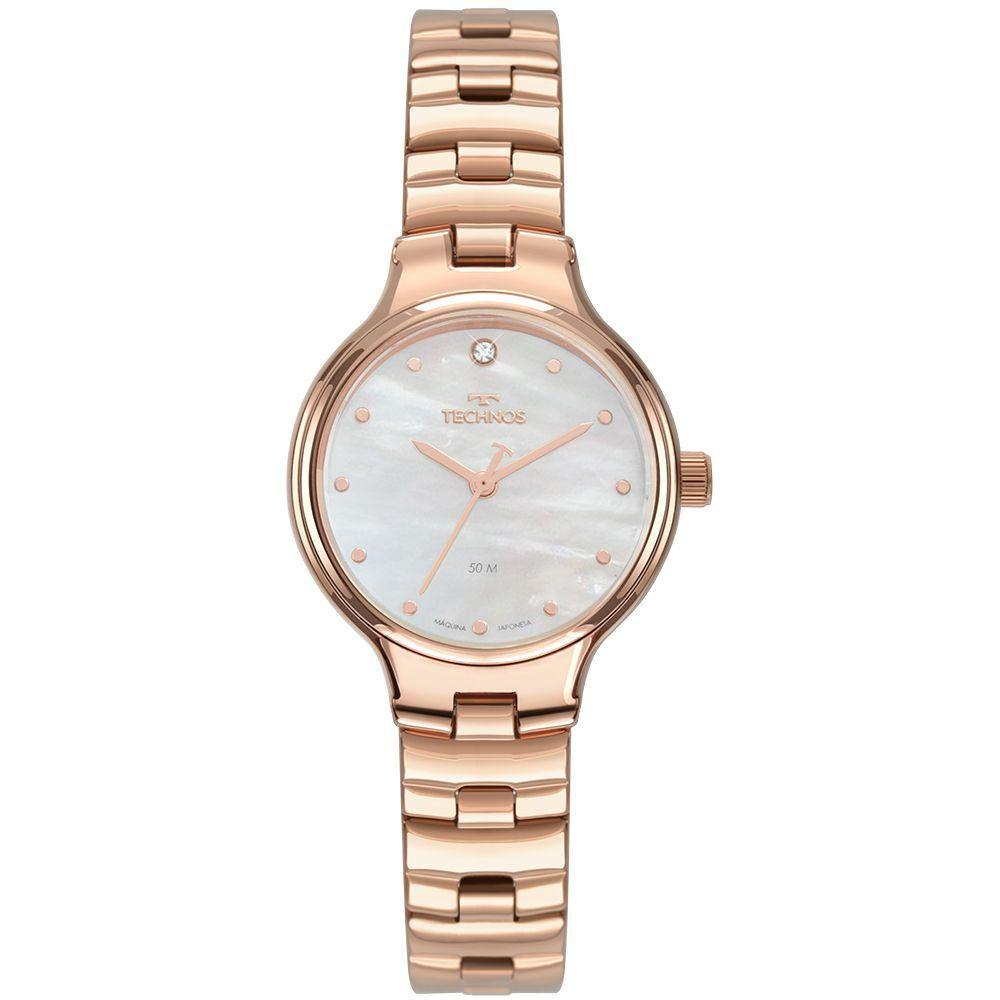 Relógio Technos Boutique Feminino 2036MLU/4B