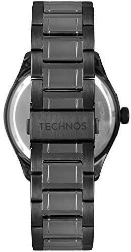 Relógio Technos Classic Automático Preto Masculino 82S0AC/4P