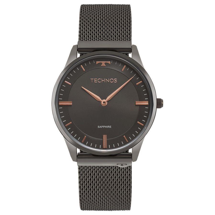 Relógio Technos  Classic Slim 9T22AO/4P