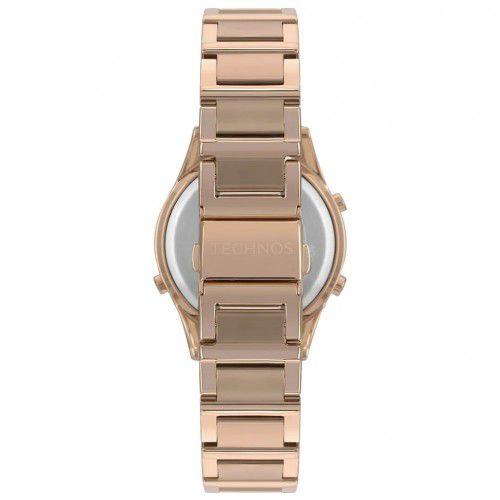 Relógio Technos Crystal Rose Feminino BJ3851AC/4P