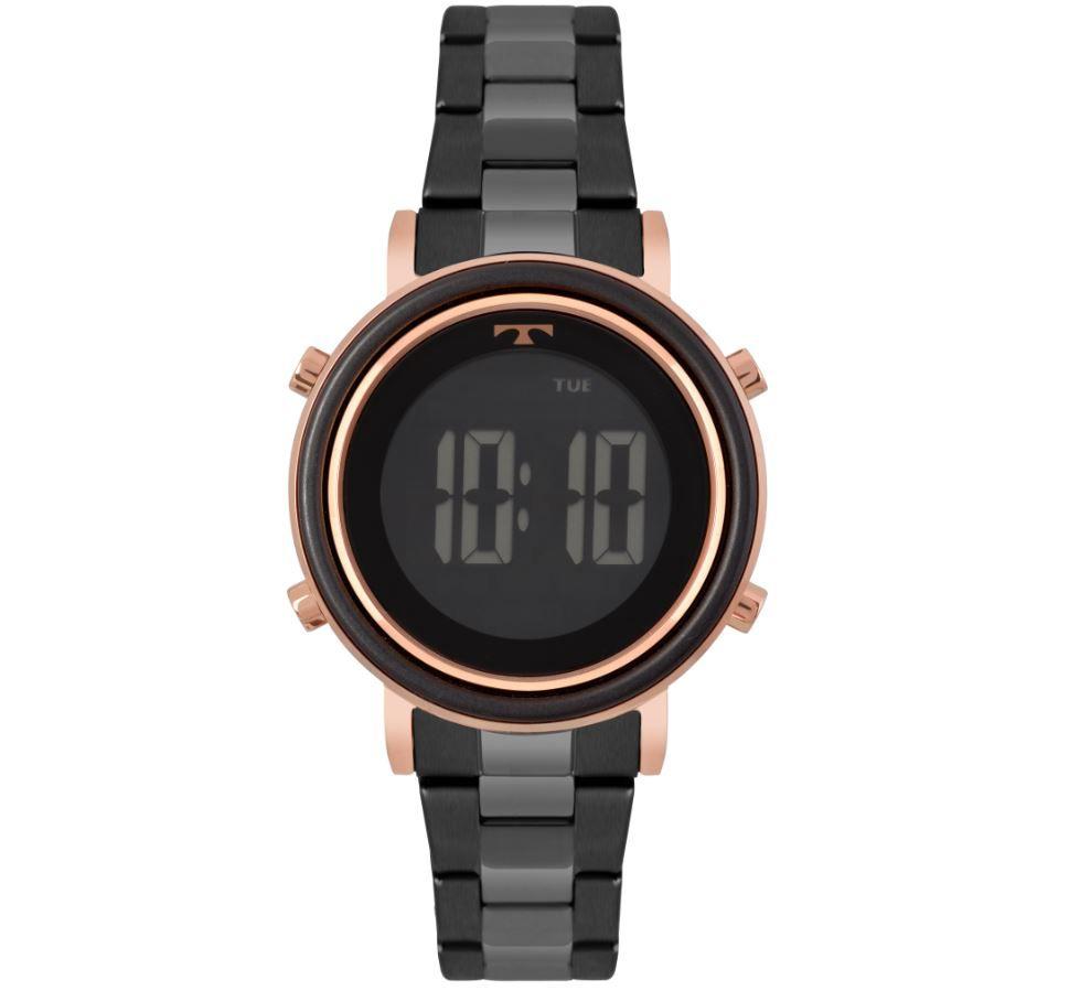 Relógio Technos Digital Trend Bicolor Feminino BJ3059AA/5P