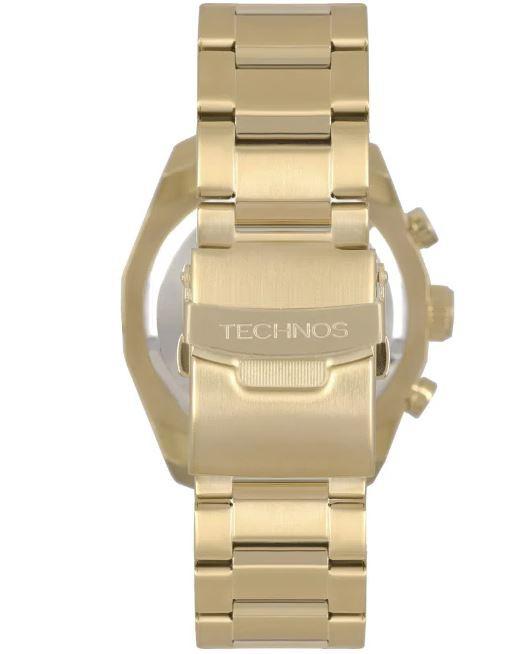 Relógio Technos Dourado Masculino OS20HMF/4M