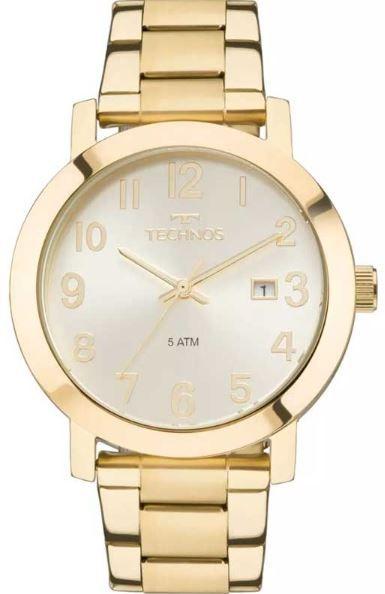 Relógio Technos Dress Feminino 2115MND/4X