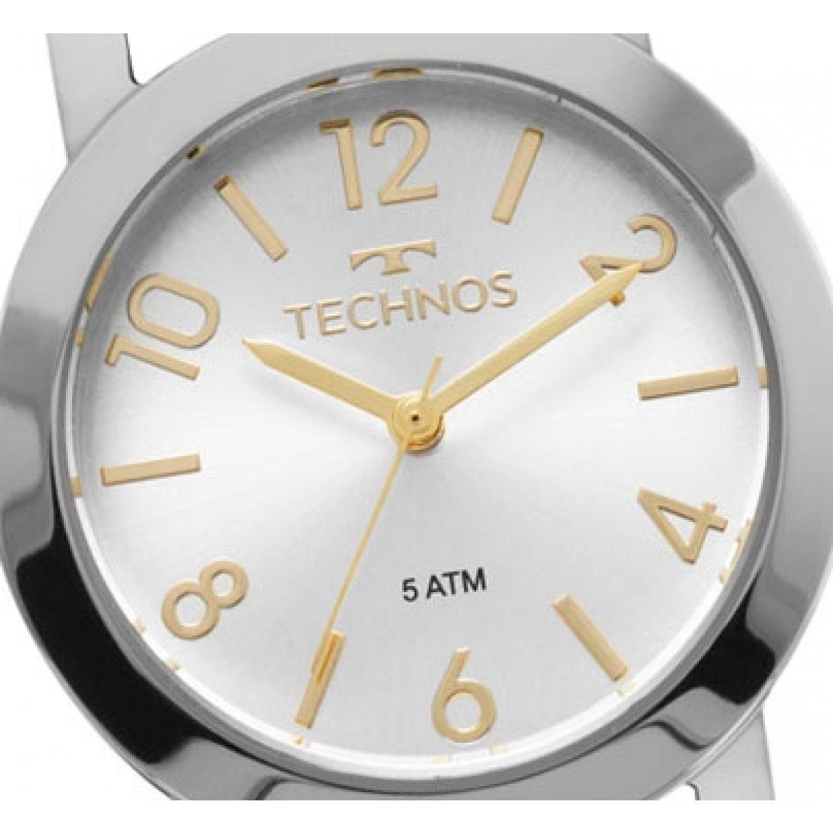 Relógio Technos Elegance Boutique Feminino 2035MLQ/1K