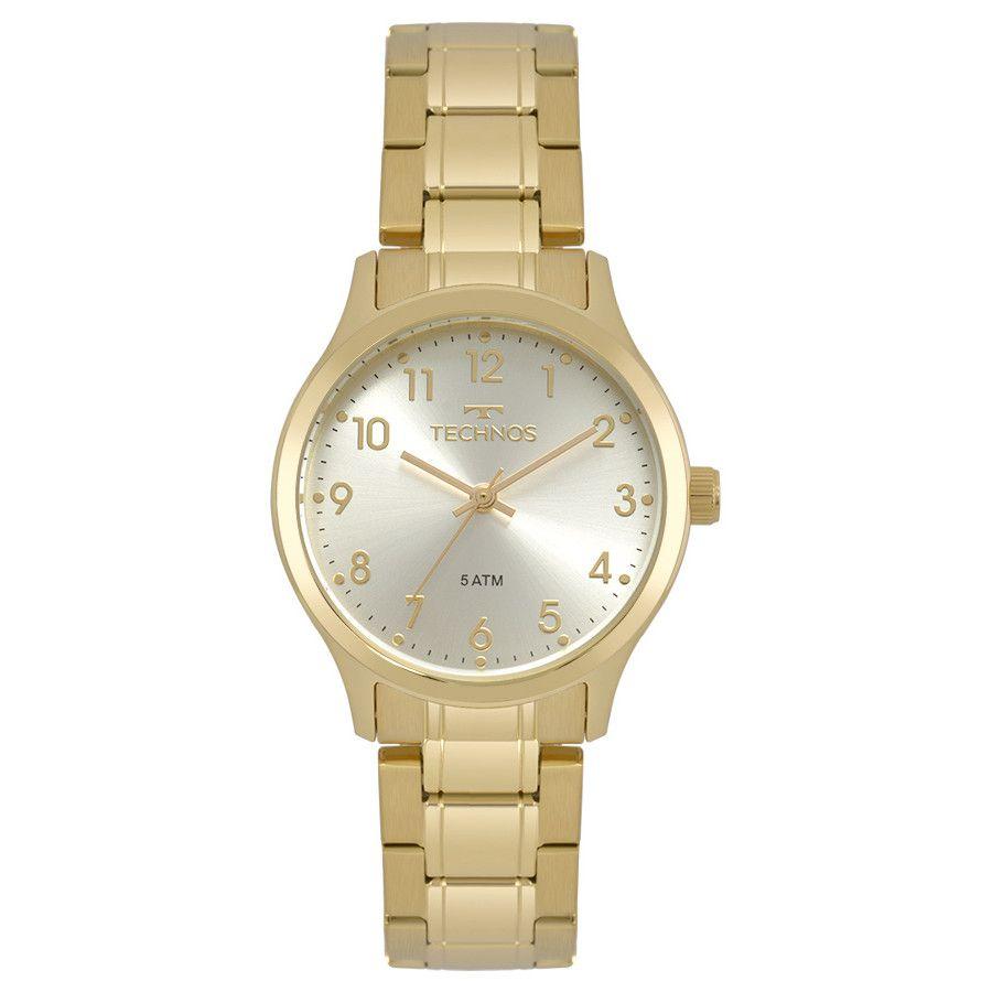 Relógio Technos Elegance Boutique Feminino 2035MPF/4K